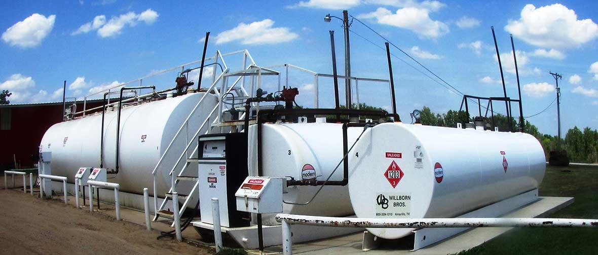 spcc plan bulk oil storage