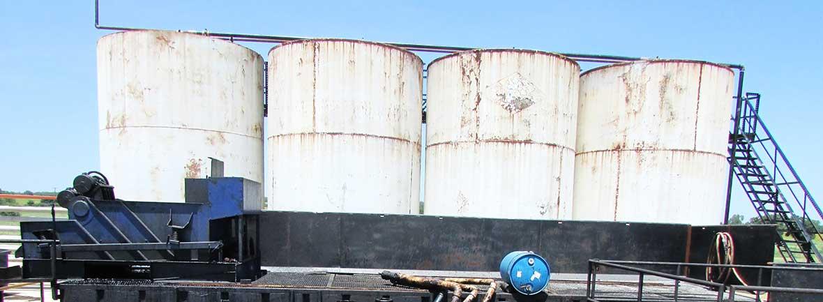 spcc plan oil reclamation