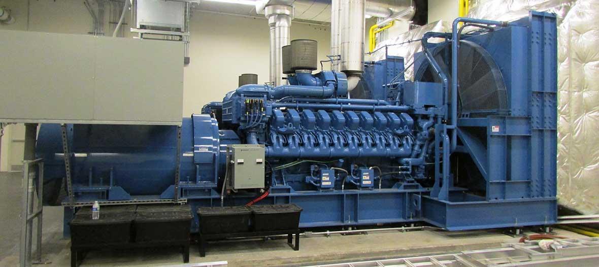 spcc plan standby generators