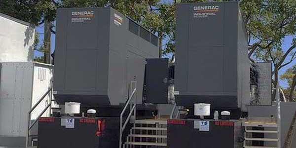 spcc plan standby generator